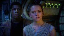 Una scena di 'Star Wars: il risveglio della Forza', cioè 'Episodio 7' - Foto: Lucasfilm