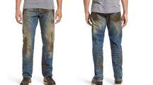 I jeans Barracuda, sporchi di fango – Foto: shop.nordstrom.com
