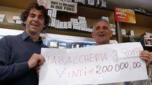 I titolari della tabaccheria