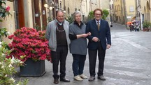 Gli antiquari di via Cavour