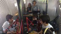 Radio Immaginaria Ravenna, le voci dei baby speaker dal Candiano