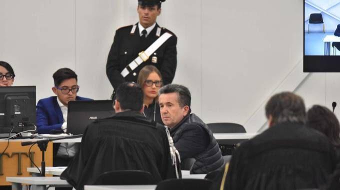 """Processo Aemilia, Gibertini in aula: """"Non parlo"""""""