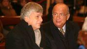 Guazzaloca e Galletti, in una foto d'archivio
