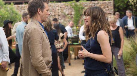 Kevin Bacon e Kathryn Hahn in I love Dick – foto Amazon