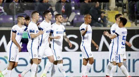 I giocatori dell'Inter stanno cercando di compattarsi in ritiro