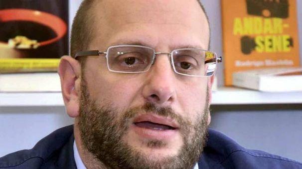 Cristiano Baroni, presidente del Viareggio