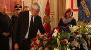 Pier Ferdinando Casini, presidente della Commissione Esteri  di Palazzo Madama