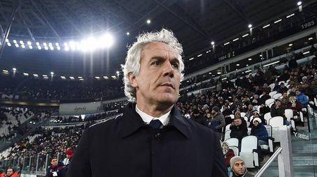 Il tecnico del Bologna, Roberto Donadoni
