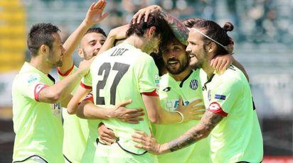 Il gol di Rodriguez (foto LaPresse)