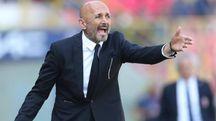 Roma-Lazio: Luciano Spalletti (Ansa)
