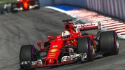 Vettel e Sochi (Ansa)