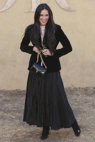 Demi Moore (Ansa)