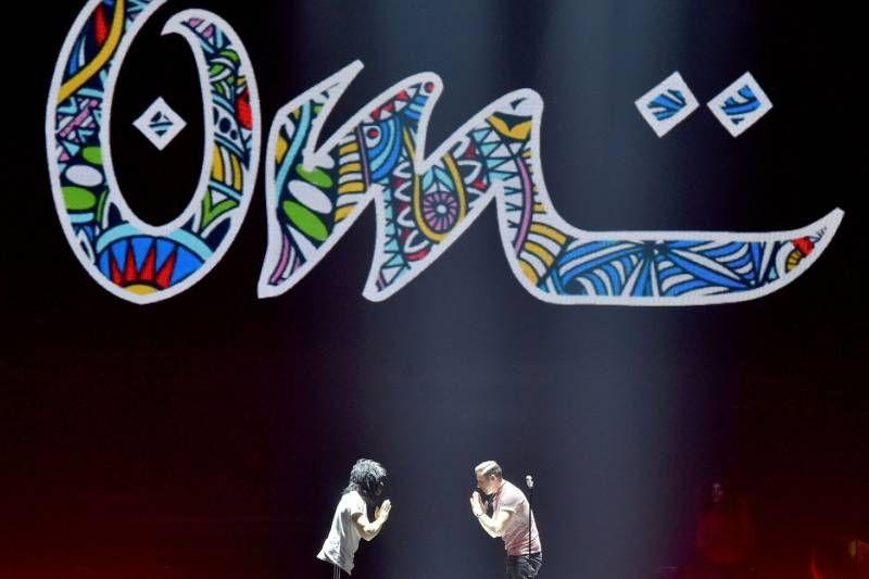 Risultati immagini per occidentali's karma om eurovision 2017