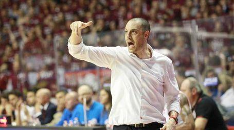Vincenzo Esposito, coach di The Flexx Pistoia