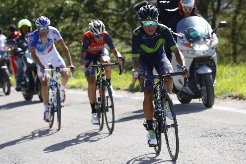 Nona tappa del Giro (Afp)