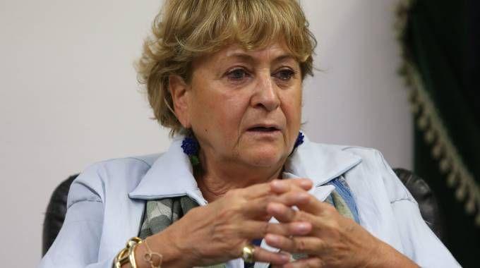 II procuratore aggiunto Ilda Boccassini