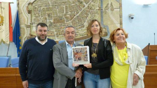 Luca Bartolucci, Francesco Leoni,  Mariangela Cecchi, Annamaria Muratori
