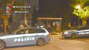 I controlli della polizia contro il degrado