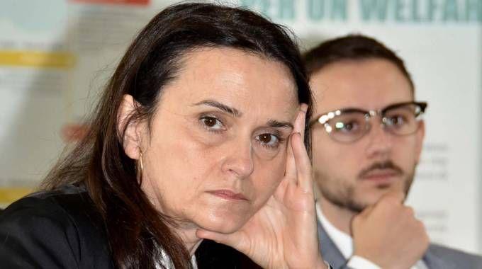Licia Petropulacos (foto Fantini)