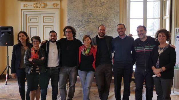 Desio, gli organizzatori del Parco Tittoni alla presentazione del festival