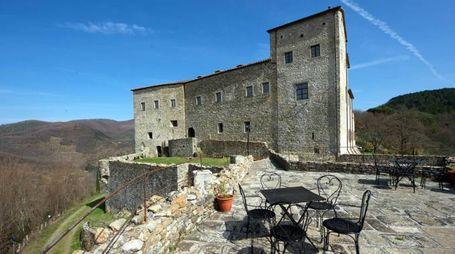 Fivizzano, il Castello dell'Aquila