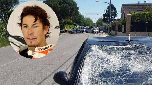 Nicky Hayden, è morto dopo un incidente in bici (Ansa)