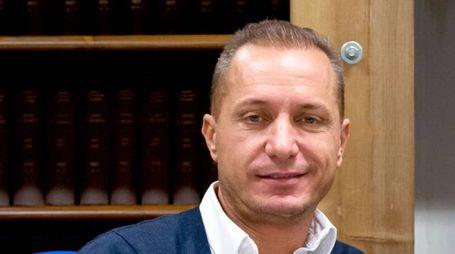 Carmine Lavanga, vicesindaco e assessore ai Lavori pubblici