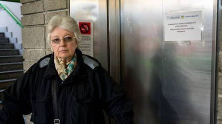 Carmen Lamacchia denuncia il problema