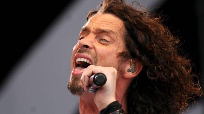 Chris Cornell è morto suicida in un albergo di Detroit dopo un concerto (Ansa)