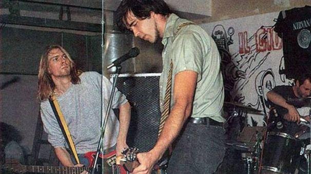 Mezzago, i Nirvana sul palco del Bloom il 26 novembre 1989