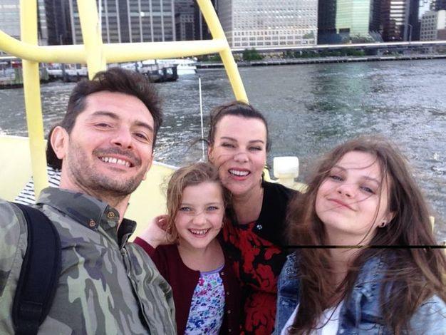 La famiglia Corcos (credits: Jenny Kristen)