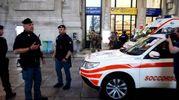 L'episodio è avvenuto in stazione Centrale, intorno alle 20 (La Presse)