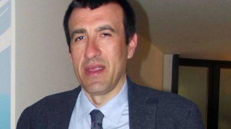 L'amministratore unico di Acam Acque, Luca Piccioli illustra i numeri relativi ai crediti vantati dalla società di via Picco nei confronti dei clienti