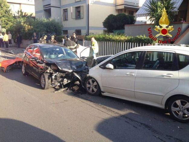 Incidente mortale alle 7 in via Cimabue incrocio via Andrea Mantegna