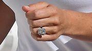 L'anello di fidanzamento di Pippa (Lapresse)