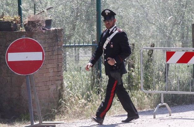 L'attesa di Obama (Foto Lazzeroni)