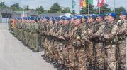 Il reggimento Orione (foto Schicchi)