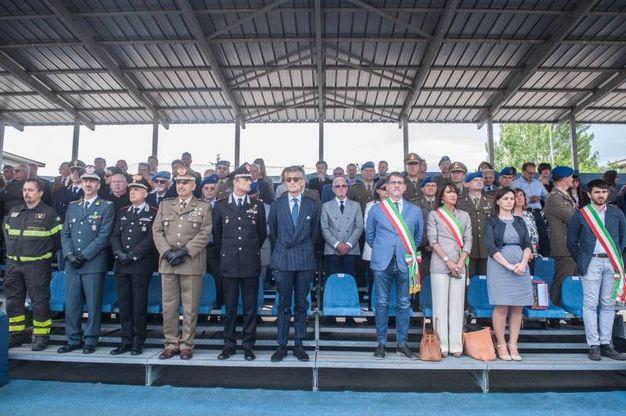 Fondato nel 1947 come supporto all'aviazione dell'esercito (foto Schicchi)