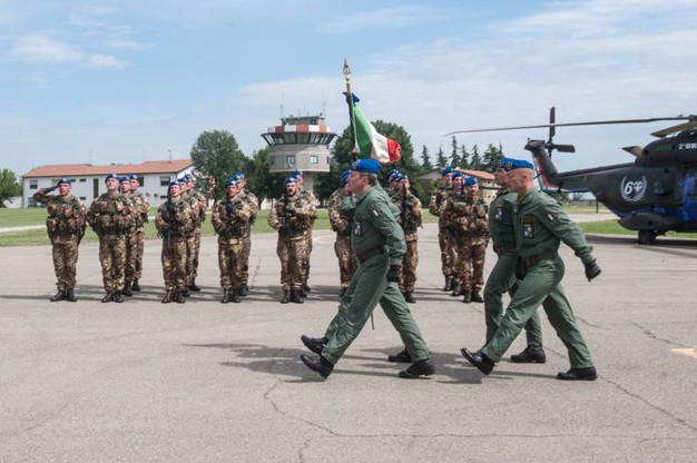 Il reggimento supporta anche la protezione civile in caso di emrgenze come nevicate o terremoti(foto Schicchi)