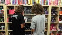 Una biblioteca (foto di repertorio)