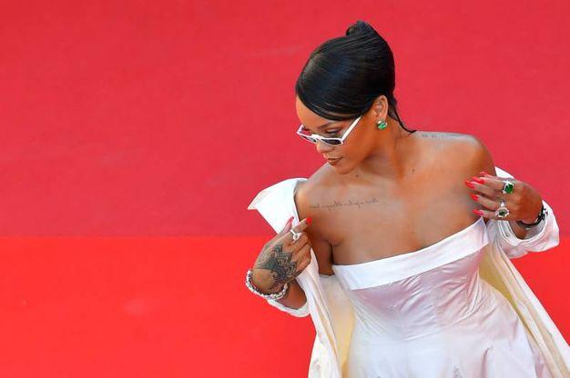 Rihanna (Afp)