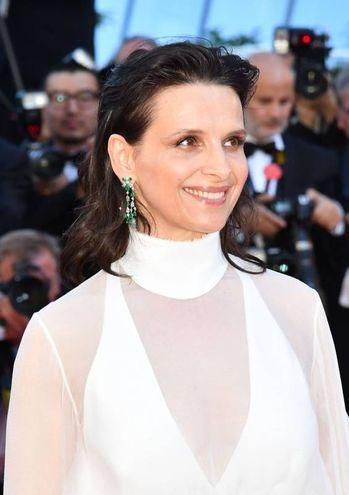 Juliette Binoche (Afp)