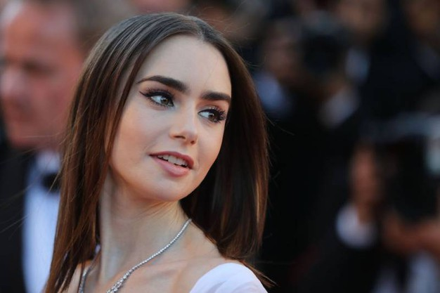 Lily Collins (Afp)
