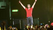 Il  concerto di Enrique Iglesias all'Unipol Arena (foto Schicchi)