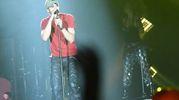 Il cantante spagnolo Enrique Iglesias (foto Schicchi)