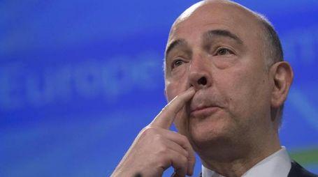 Pierre Moscovici (Ansa)