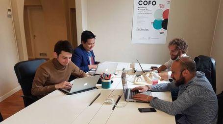 In Villa Forno uno spazio dedicato al coworking