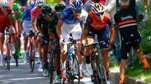 Giro d'Italia 2017, Nibali all'attacco (Afp)