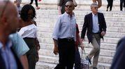 Barack Obama e, a sinistra, la moglie Michelle (Foto Dipietro)
