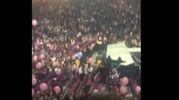 Manchester, panico durante il concerto di Ariana Grande